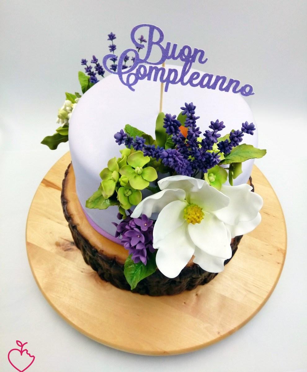 Buon Compleanno Mamma Con Dei Fiori Speciali Passiondolce Blog